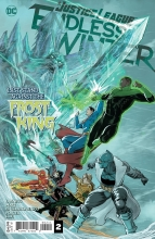Justice League: Endless Winter  #2