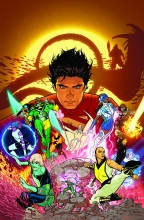 Legion of Super-Heroes (Vol. 8)  #12