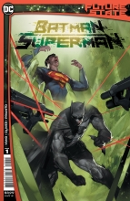 Future State: Batman - Superman  #1