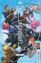 Batman - Fortnite: Zero Point  #2 Cover A