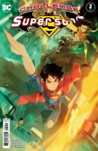 Challenge of the Super Sons  #2 Cover A