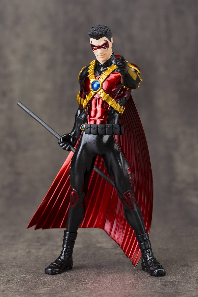 DC Comics - New 52  Series Red Robin Statue