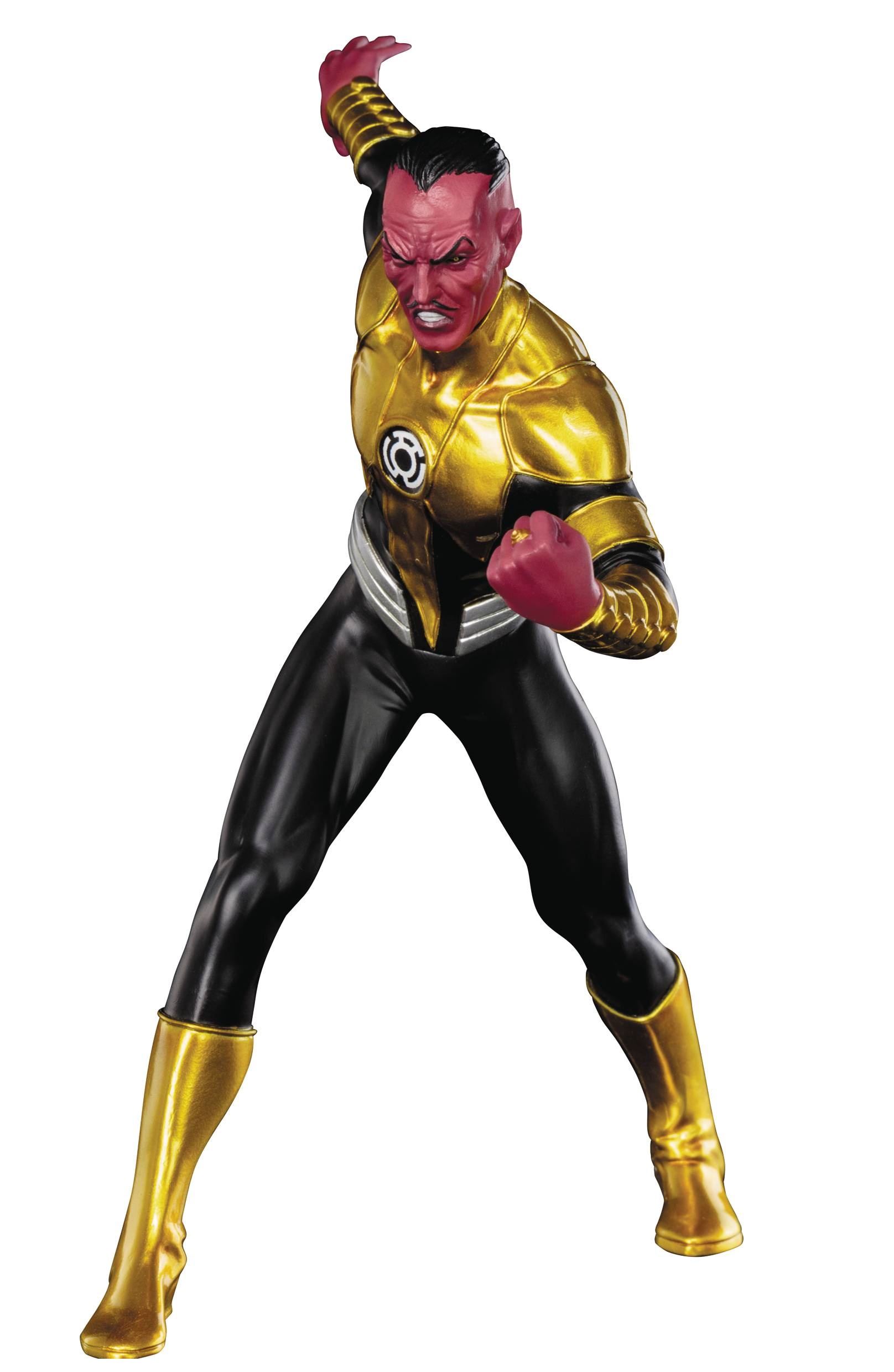 DC Comics - New 52  Series Sinestro Statue