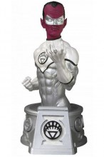 Heroes of the DCU  Series White Lantern Sinestro Bust