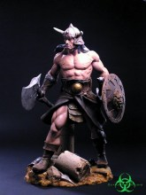 Conan  Series Conan the Brutal Statue