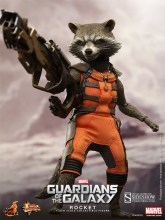 Rocket  Series Guardians of the Galaxy - Movie Masterpiece Series Sixth Scale Figure