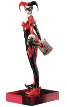 DC Universe  Series Harley Quinn Statue