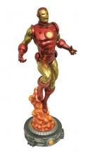 Marvel Gallery  Series Classic Iron Man Statue