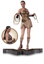 Wonder Woman Movie  Series Training Outfit Statue