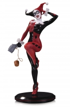 DC Comics: Cover Girls  Series Harley Quinn by Joelle Jones Statue