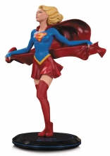 DC Comics: Cover Girls  Series Supergirl by Joelle Jones Statue