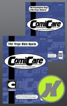 ComiCare Current Bag and Board Combo  - COMBO-CUR Bags and Boards Combo