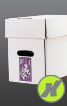 Short Comic Box (Sold in 10)  - SUPPLY370 Boxes