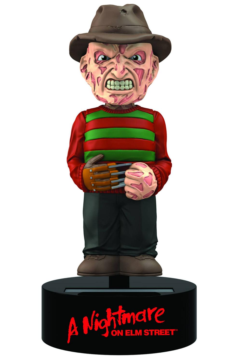 Body Knockers  Series Nightmare on Elm Street Freddy Collectible