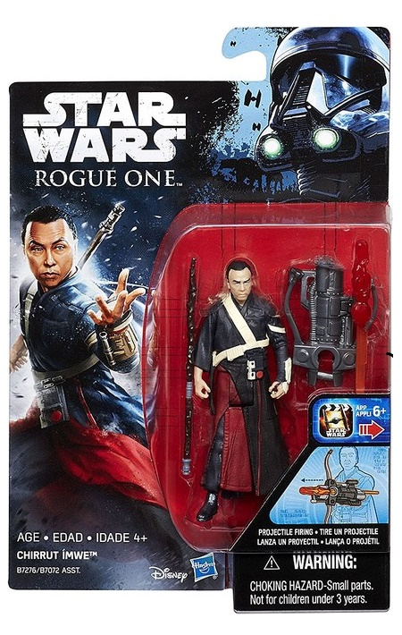 Star Wars  Series Rogue One - Chirrut Imwe  Action Figure