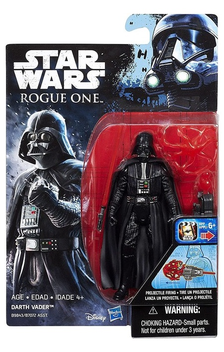 Star Wars  Series Rogue One - Darth Vader Action Figure