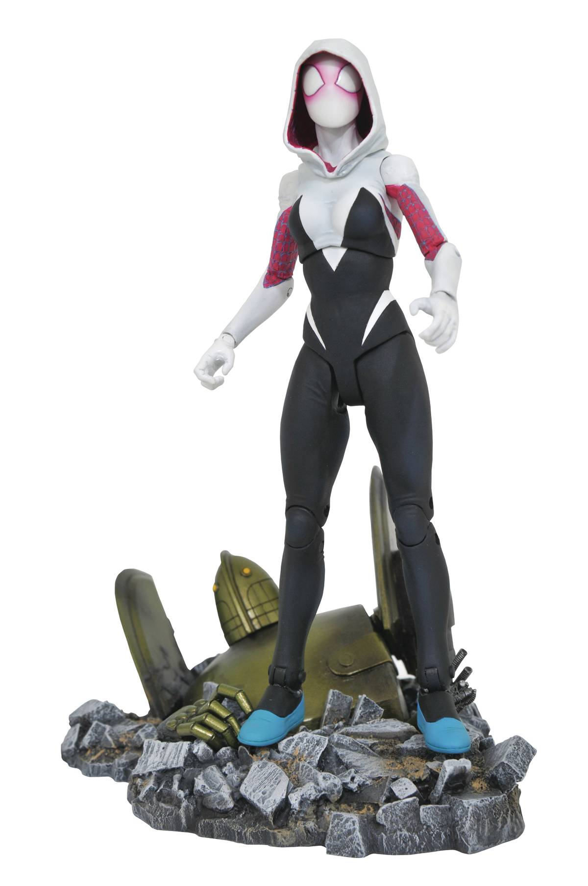 Marvel Select  Series Spider-Gwen Action Figure