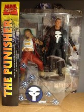 Marvel Select  Series Punisher Action Figure