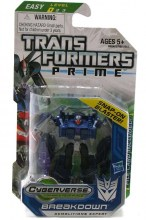 Transformers Prime  Series Breakdown Action Figure