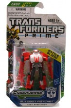Transformers Prime  Series Autobot Ratchet Action Figure