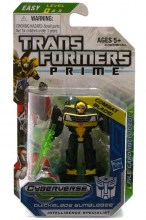 Transformers Prime  Series Quickblade Bumblebee Action Figure