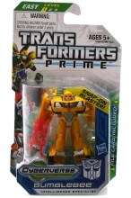Transformers Prime  Series Bumblebee Action Figure