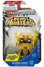 Transformers Prime: Beast Hunters - Legend  Series Bumblebee Action Figure