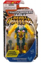 Transformers Prime: Beast Hunters - Legend  Series Twinstrike Action Figure