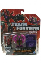 Transformers: Fall of Cybertron  Series Frenzy and Ratbat Action Figure