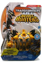 Transformers Prime: Beast Hunters - Deluxe  Series Bumblebee Action Figure
