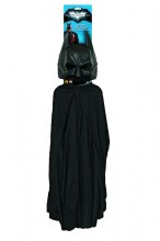 Dark Knight Rises  Series Cape and Mask Costume Accessory