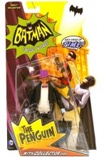Batman 66  Series 1 - Penguin Action Figure