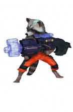 Guardians Of The Galaxy  Series Big-Blastin Rocket Raccoon Action Figure