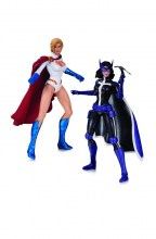DC Comics: The New 52  Series Powergirl - Huntress Action Figure