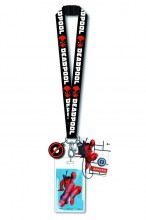 Deadpool  Series Lanyard Collectible