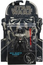 Star Wars Black  Series 03 - Darth Vader Action Figure