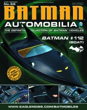 Batman: Automobilia  Series 56 Vehicle