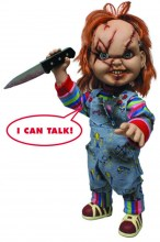 Childs Play  Series Talking Chucky Action Figure