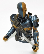 Batman - Arkham Origins  Series Deathstroke Bust Bank