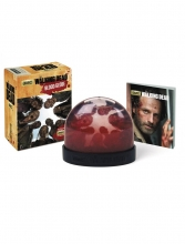 The Walking Dead  Series Blood Globe Collectible
