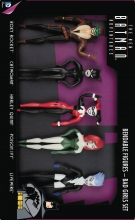 New Batman Adventures  Series Bad Girls Set Action Figure