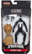 Marvel Legends  Series Sandman Series Symbiote Spidey Action Figure