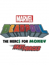 Marvel Heroclix  Series Deadpool and X-Force Fast Forces 6Pk