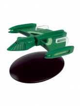Star Trek - Starships  Series 90 - Romulan Scout Ship Collectible