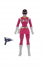 Power Rangers Legacy  Series Space - Pink Ranger Action Figure