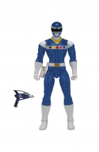Power Rangers Legacy  Series Space - Blue Ranger Action Figure