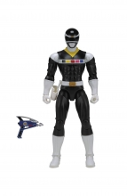 Power Rangers Legacy  Series Space - Black Ranger Action Figure
