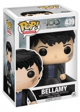 POP: Television  Series The 100 - Bellamy POP Figure