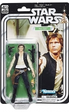 Star Wars - 40th Anniversary Edition  Series Han Solo Action Figure