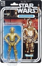 Star Wars - 40th Anniversary Edition  Series C-3PO Action Figure